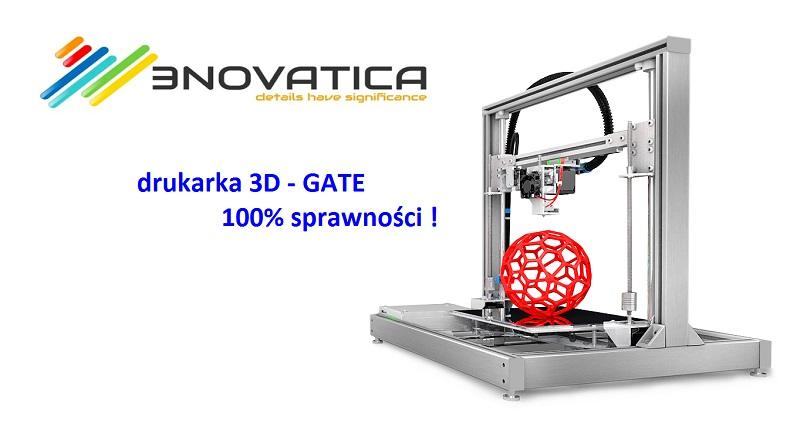 drukarka 3D GATE
